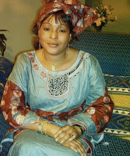 Clarisse Mbuyi